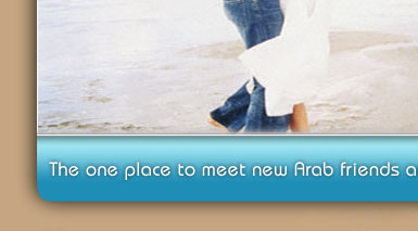 The one place to meet new Arab friends and find your soul mate for free